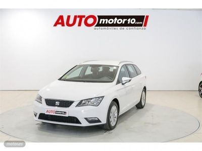brugt Seat Leon ST 1.6TDI CR S&S Style 105