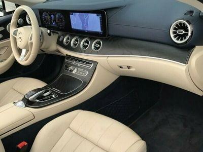 usado Mercedes E350 4Matic Cabrio AMG Line
