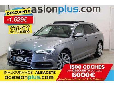 usado Audi A6 3.0 TDI Quattro S Tronic S line 4x4 (218CV)