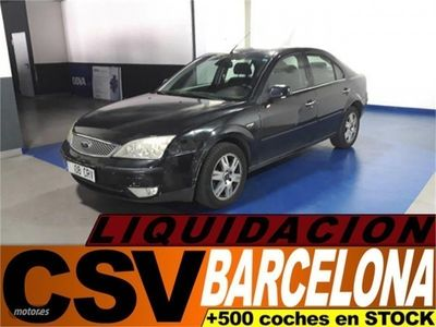 brugt Ford Mondeo 2.0 TDCi Trend