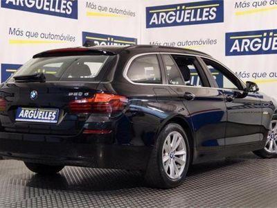 usado BMW 520 Serie 5 da Touring 5p. -15