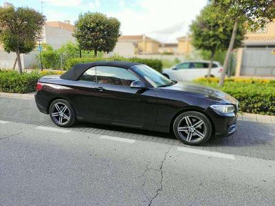 usado BMW 220 Serie 2 F23 Cabrio Diesel Cabrio
