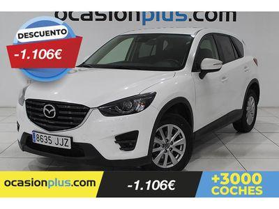 usado Mazda CX-5 2.2 DE Style+ Navi 4WD (150 CV)