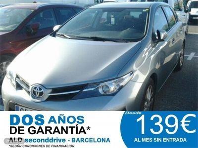 brugt Toyota Auris 90D Active * 139€/MES SIN ENTRADA *