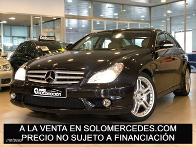 usado Mercedes CLS63 AMG CLSAMG