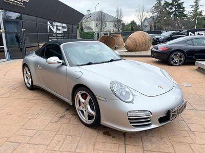usado Porsche 911 4s cabrio manual