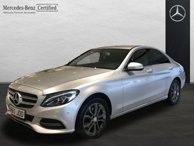 usado Mercedes C220 BlueTEC berlina