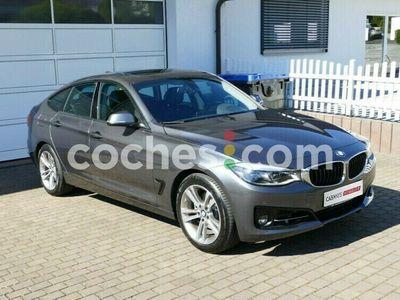 usado BMW 330 Gran Turismo Serie 3 ia 252 cv en Barcelona