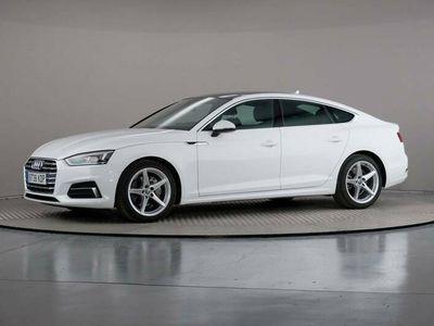 usado Audi A5 2.0TDI Sport S tronic 140kW