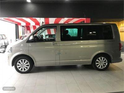begagnad VW Multivan 2.0 TDI 180cv DSG Comfortline