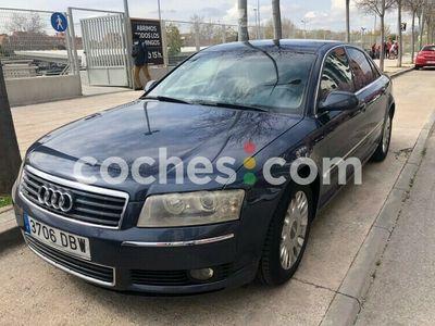 usado Audi A8 3.0tdi Quattro Tiptronic 233 cv en Madrid
