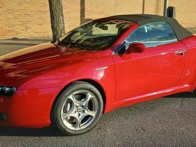 usado Alfa Romeo Spider 2.4JTDm 210