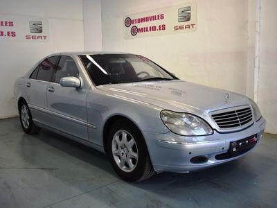 usado Mercedes S430 Clase S