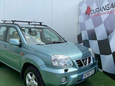 brugt Nissan X-Trail 2.2Di Luxury