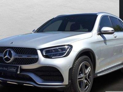 usado Mercedes 200 Clase GLC4M SUV
