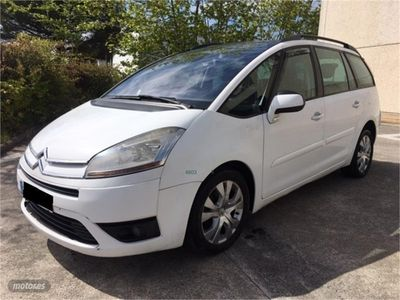 used Citroën Grand C4 Picasso 1.6 HDI Exclusive CMP TECHO PANORAMICO