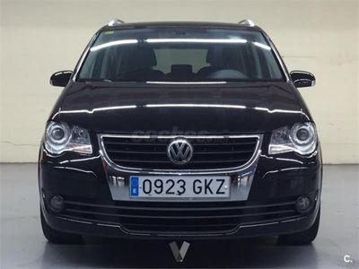 usado VW Touran 2.0 Tdi 140cv Dsg Sport 5p. -09
