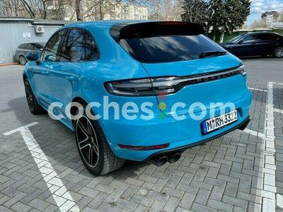 usado Porsche Macan Aut. 245 cv en Avila