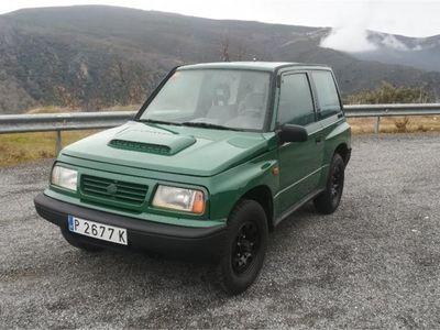 käytetty Suzuki Vitara 1.9TD MTOP LUJO