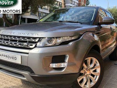 used Land Rover Range Rover evoque 2.2L TD4 Pure Tech 4x4 Aut. 150cv