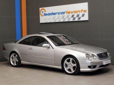 usado Mercedes CL500 AMG 306CV