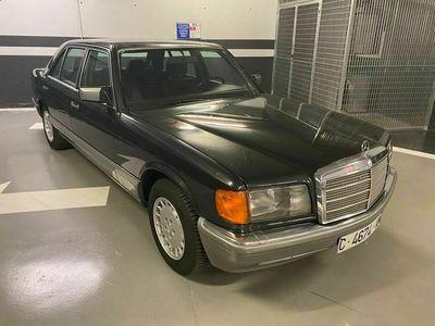 usado Mercedes 500 1986