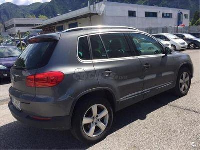 usado VW Tiguan 2.0 Tdi 140cv 4x4 Excellence 5p. -12