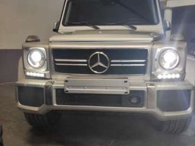 usado Mercedes G500 Station Wagon Largo Aut.
