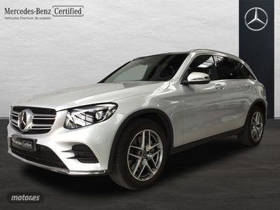 usado Mercedes GLC250 Clased 4M SUV[0-809]