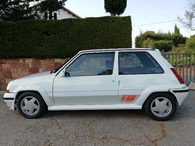 usado Renault R5 Supercinco GT turbo