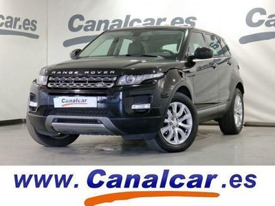 usado Land Rover Range Rover evoque 2.2L TD4 4x4 Pure Tech Aut. 150 CV