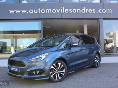 usado Ford S-MAX 2.0 TDCi Panther 177kW STLine Pow