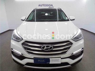usado Hyundai Santa Fe 2.2crdi 4x2 Link 7s 200 cv en Valencia