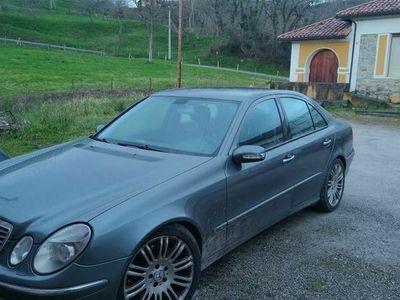 usado Mercedes E280 ClaseAvantgarde