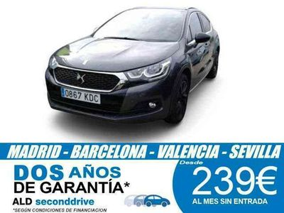 usado DS Automobiles DS4 Crossback 4 1.6BlueHDi S&S Style
