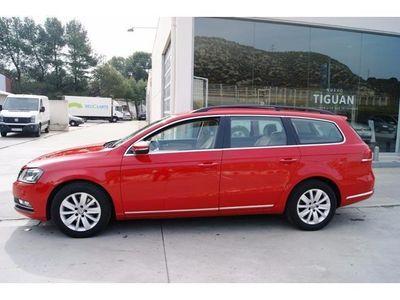 "usado VW Passat Variant 1.6TDI Advance BMT ""Servicio oficial """