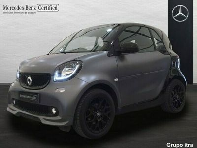 usado Smart ForTwo Coupé coupe Basis passion