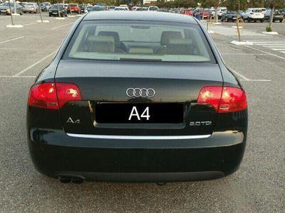 usado Audi A4 2.0TDI Multitronic DPF