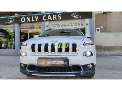 usado Jeep Cherokee 2.0D Limited 4x4 ADI PIEL,NAVI,XENON,