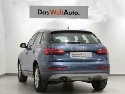 usado Audi Q3 2.0tdi Design Edition 110kw 150 cv en Madrid