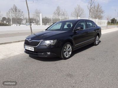 usado Skoda Superb 2.0TDI CR Ambition