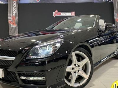 usado Mercedes SLK250 Clased Aut.