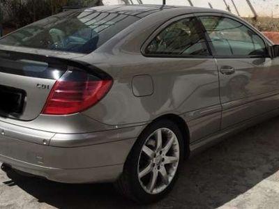 usado Mercedes C200 Sportcoupé CDI