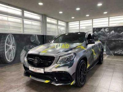 "usado Mercedes S63 AMG GLE Coúpe AMG""BRABUS"" 700CV"