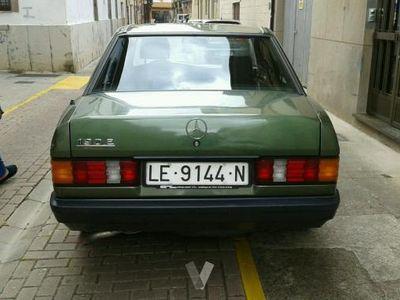 usado Mercedes 190 1902.0 -93