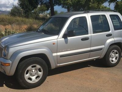 used Jeep Cherokee 2.5CRD Sport