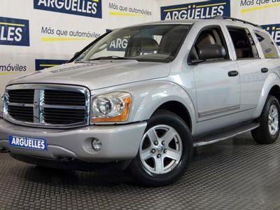 usado Dodge Durango 5.7 V8 Hemi Limited Aut 350cv 7plaz.