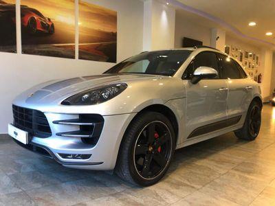 used Porsche Macan Turbo Nacional, IVA deducible