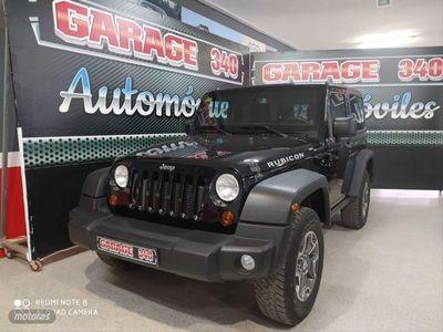 usado Jeep Wrangler 2.8 CRD Rubicon Auto
