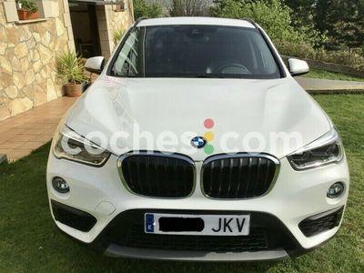 usado BMW X1 Xdrive 20da 190 cv en Vizcaya